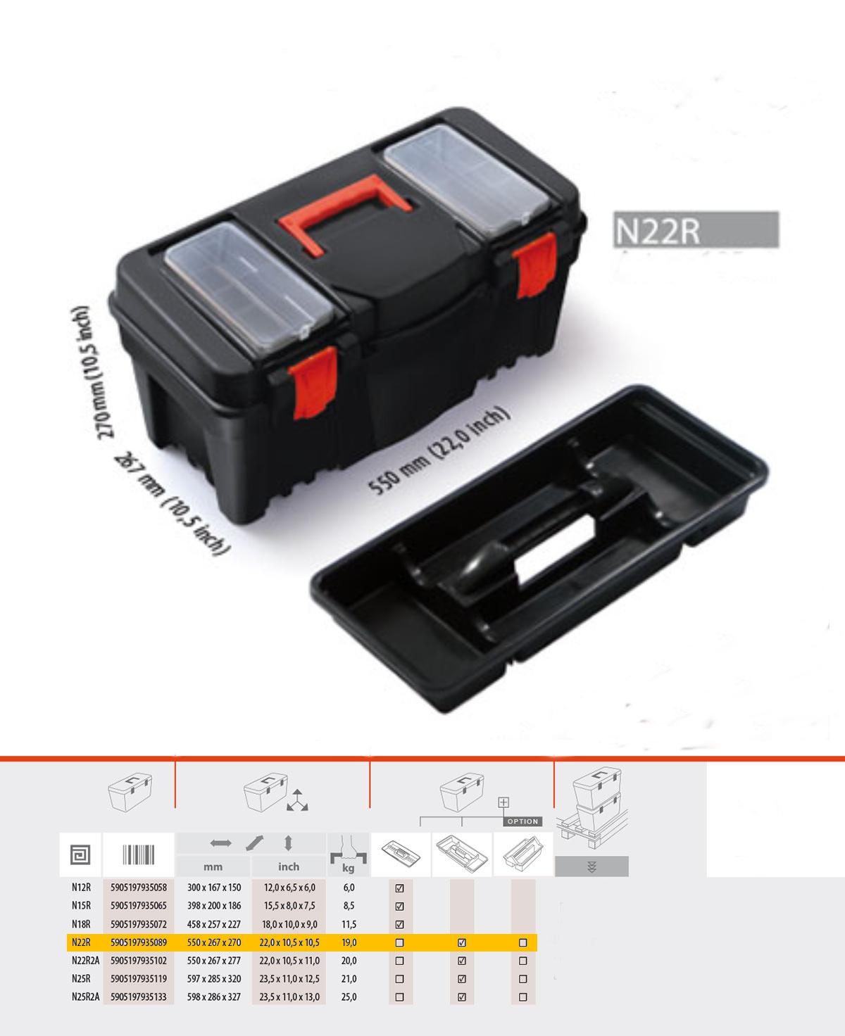 ed669ce2b03b9 DIELŇA | Box na náradie MUSTANG 22