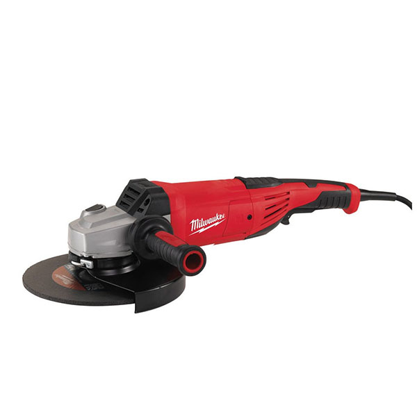 AGV 22-230 E uhlová brúska 230mm 2200W Milwaukee 4933431850